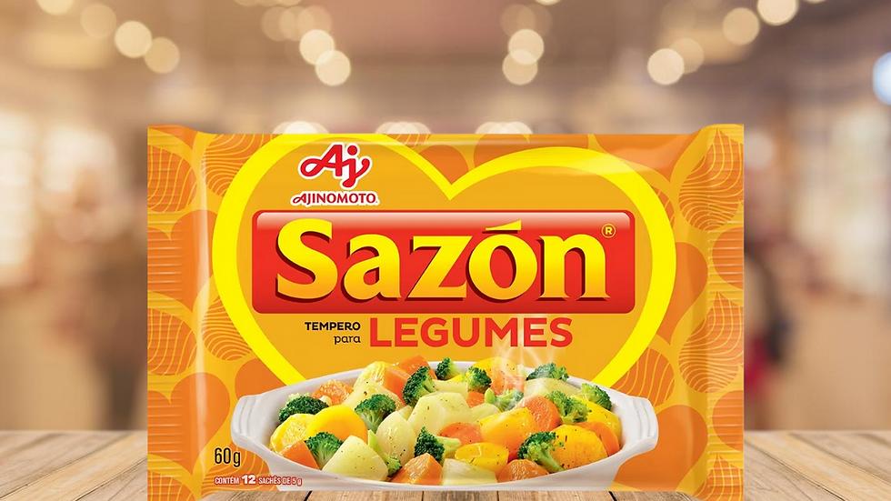 SAZON LEGUMES - 60GR