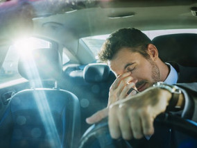 Does Drowsy Driving Equate to Drunk Driving?