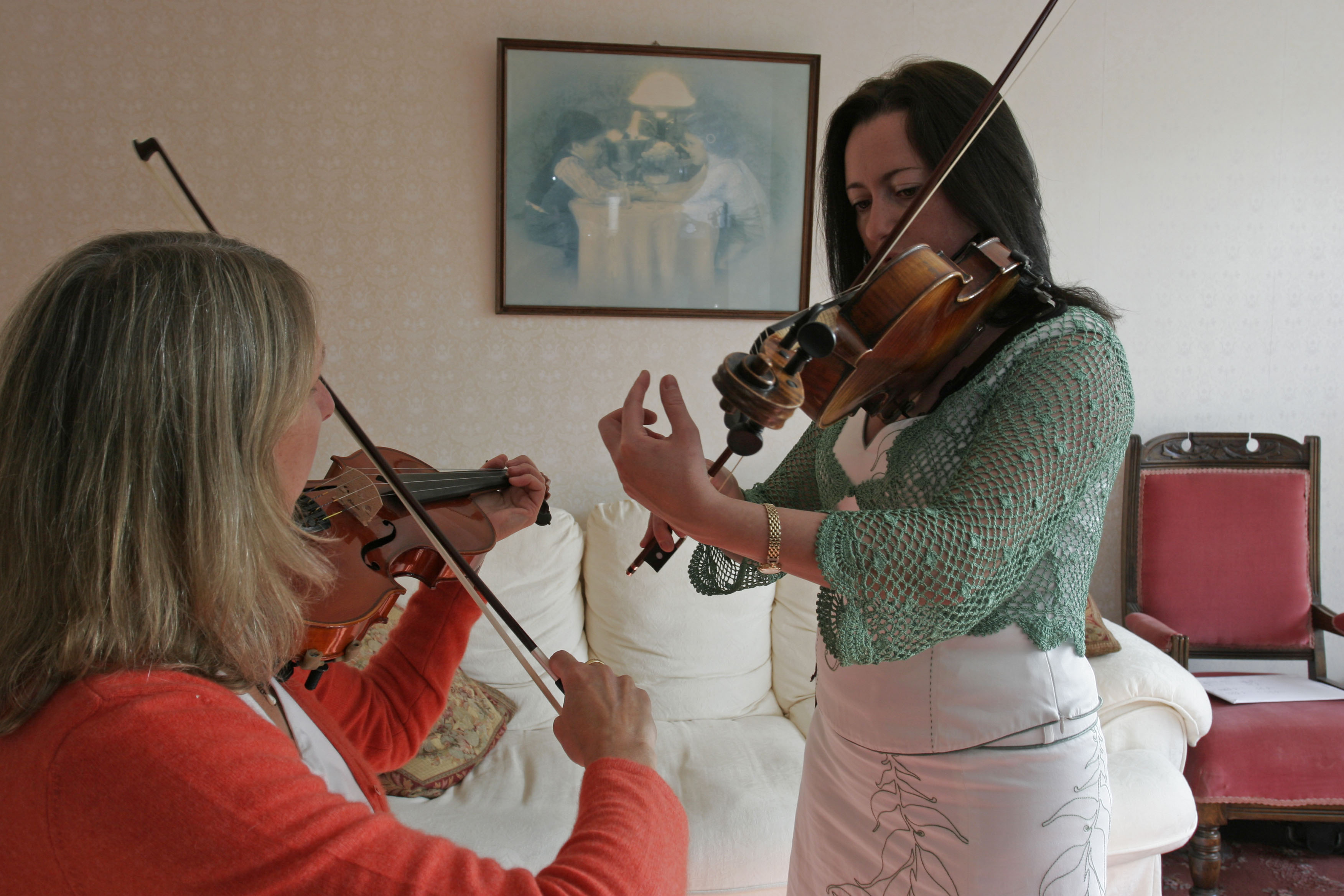 Fiddlers Retreat Workshops