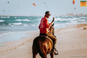 Horse riding in cape verde