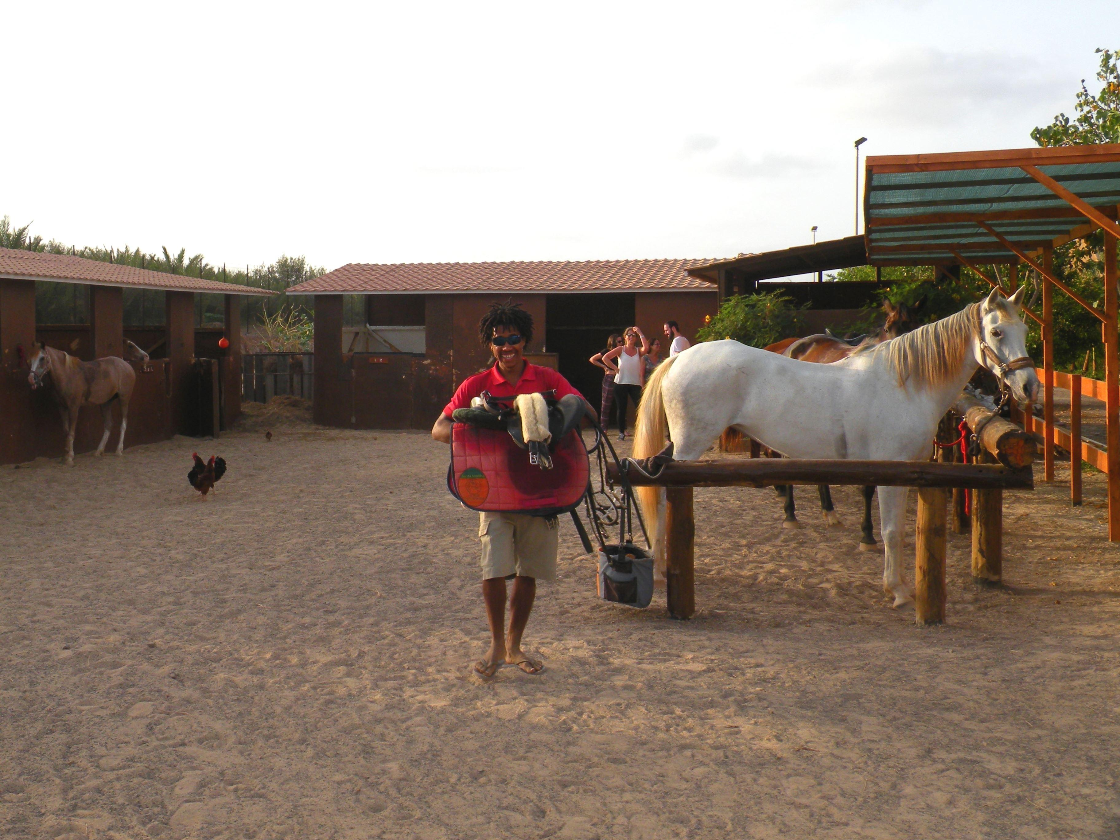 The Riding Centre