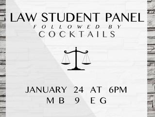 Law Student Panelists