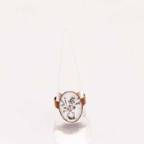 Grasses Mini Ring