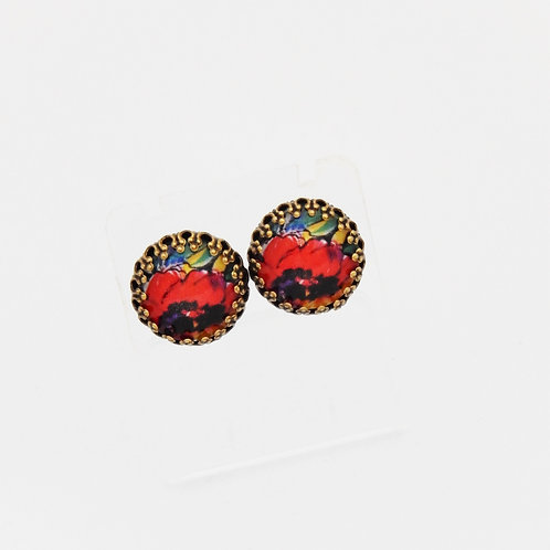 Mystique Stud Earrings