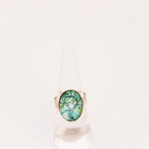Jade Willow Mini Ring