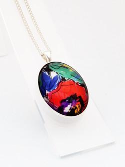 Mystique Delicate Pendant Necklace
