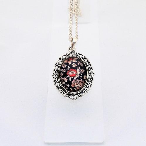 Royal Ornate Mini Ornate Necklace