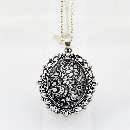 Jazz Ornate Necklace