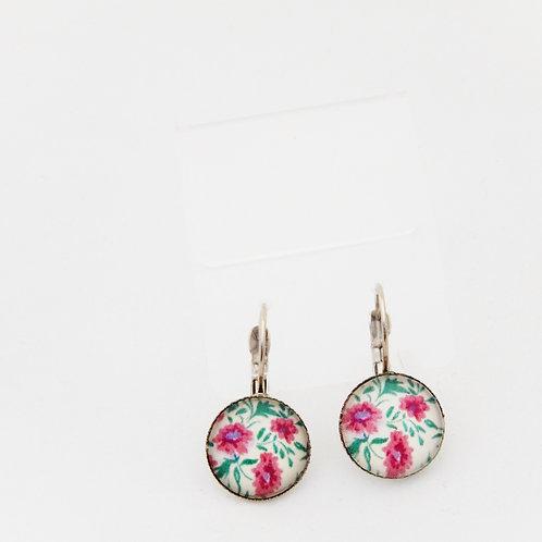 Sweetpea Drop Earrings
