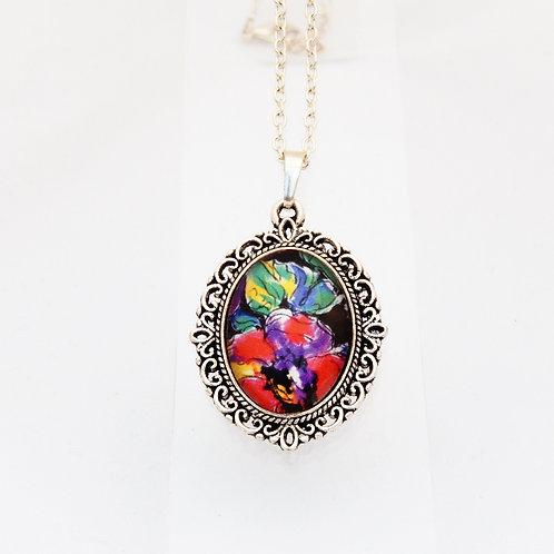 Mystique Mini Ornate Necklace