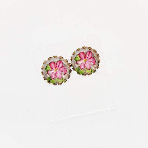 Clementine Stud Earrings