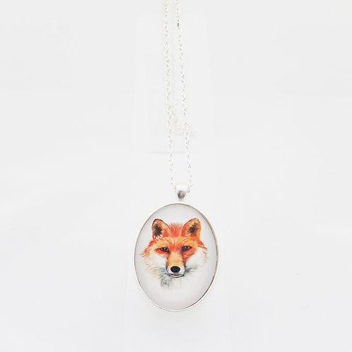 Fox Delicate Necklace