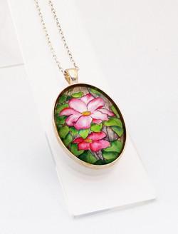 Clementine Delicate Pendant Necklace