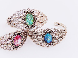 Willow Filigree Bangle Collection