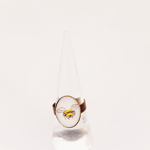 Bee Mini Ring