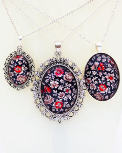 Royal Ornate Pendant Collection