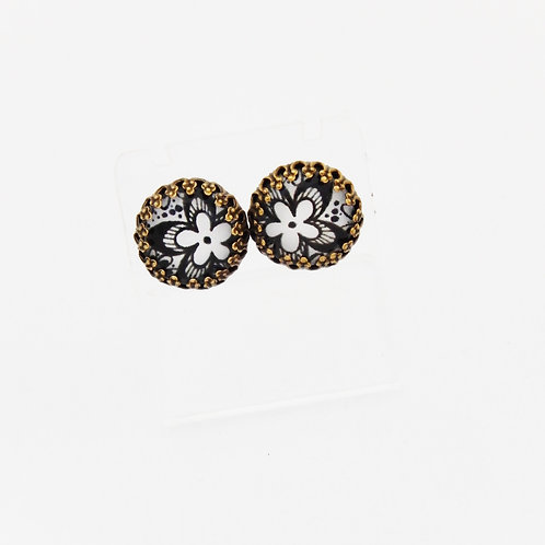 Jazz Stud Earrings