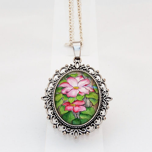 Clementine Ornate Necklace