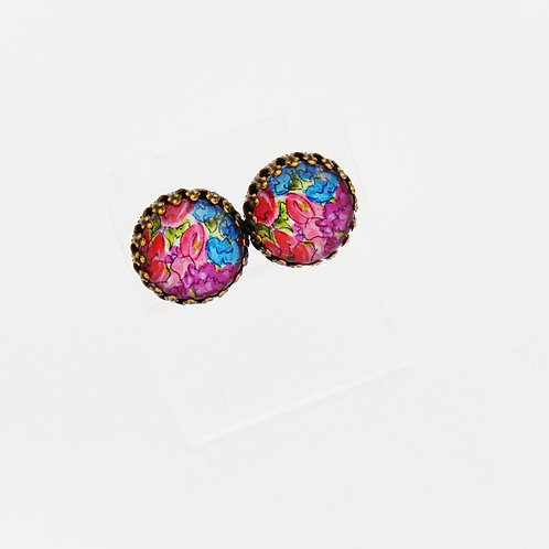 Countryside Florals Stud Earrings