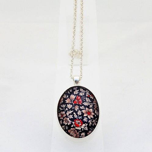 Royal Ornate Delicate Necklace
