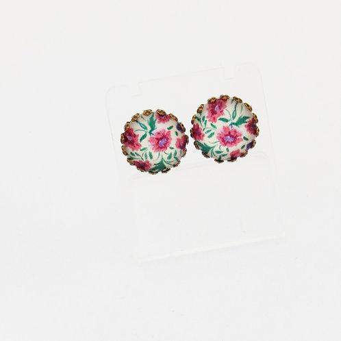 Sweetpea Stud Earrings