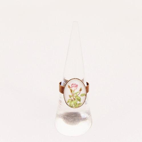 Mum's Rose Mini Ring