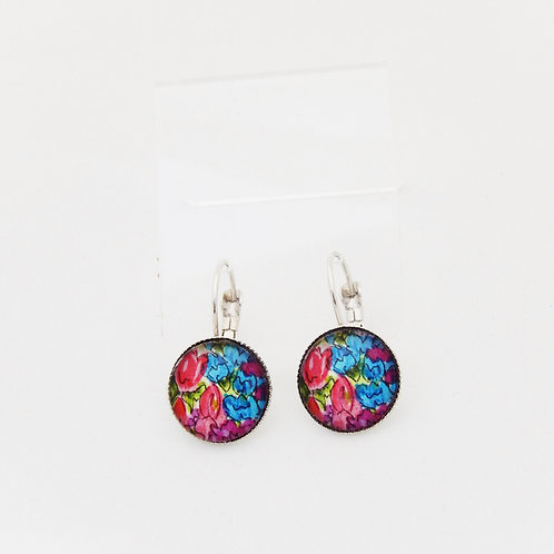 Countryside Florals Drop Earrings