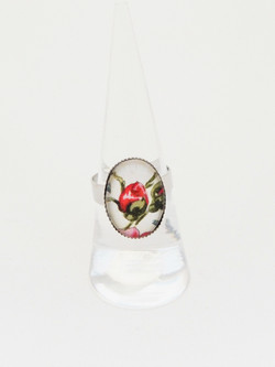 Rosebud Mini Ring