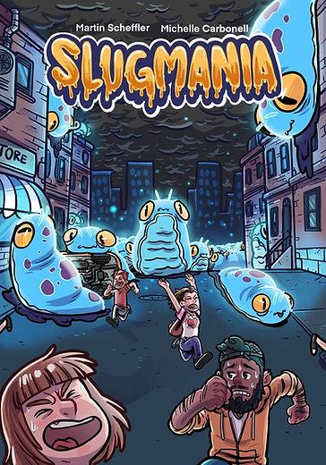 Slugmania cover