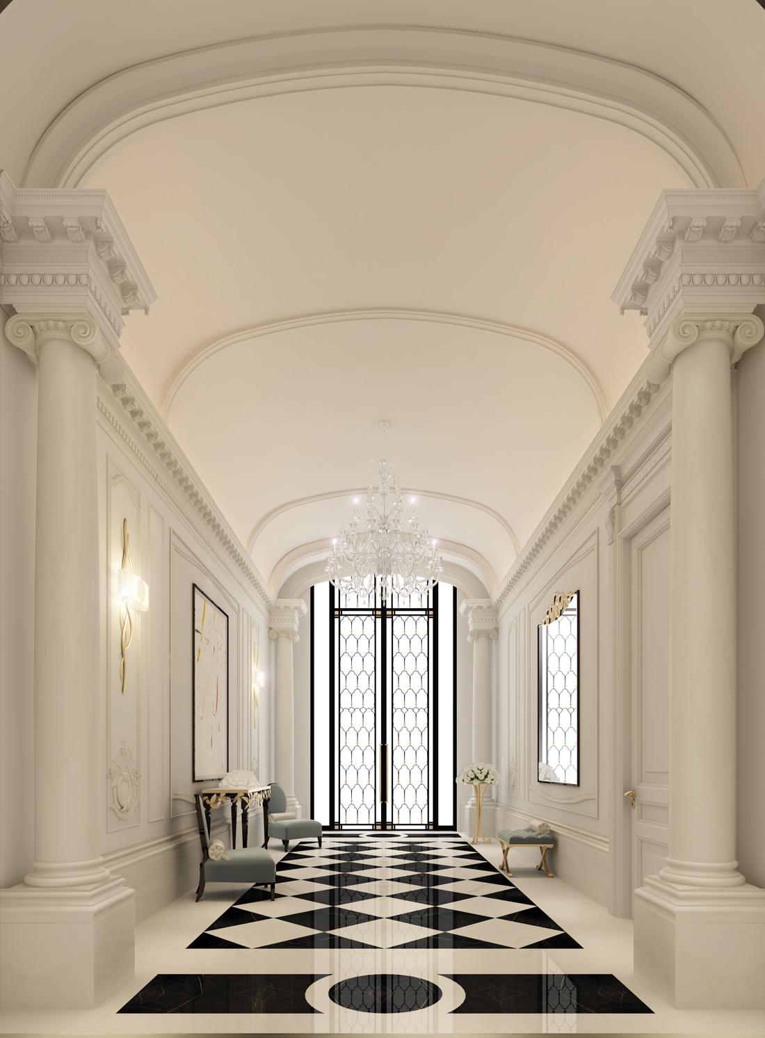 Lobby Interior Designing  Ideas