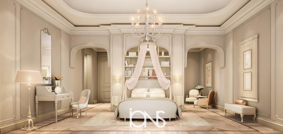 Girl Modern bedroom Designing
