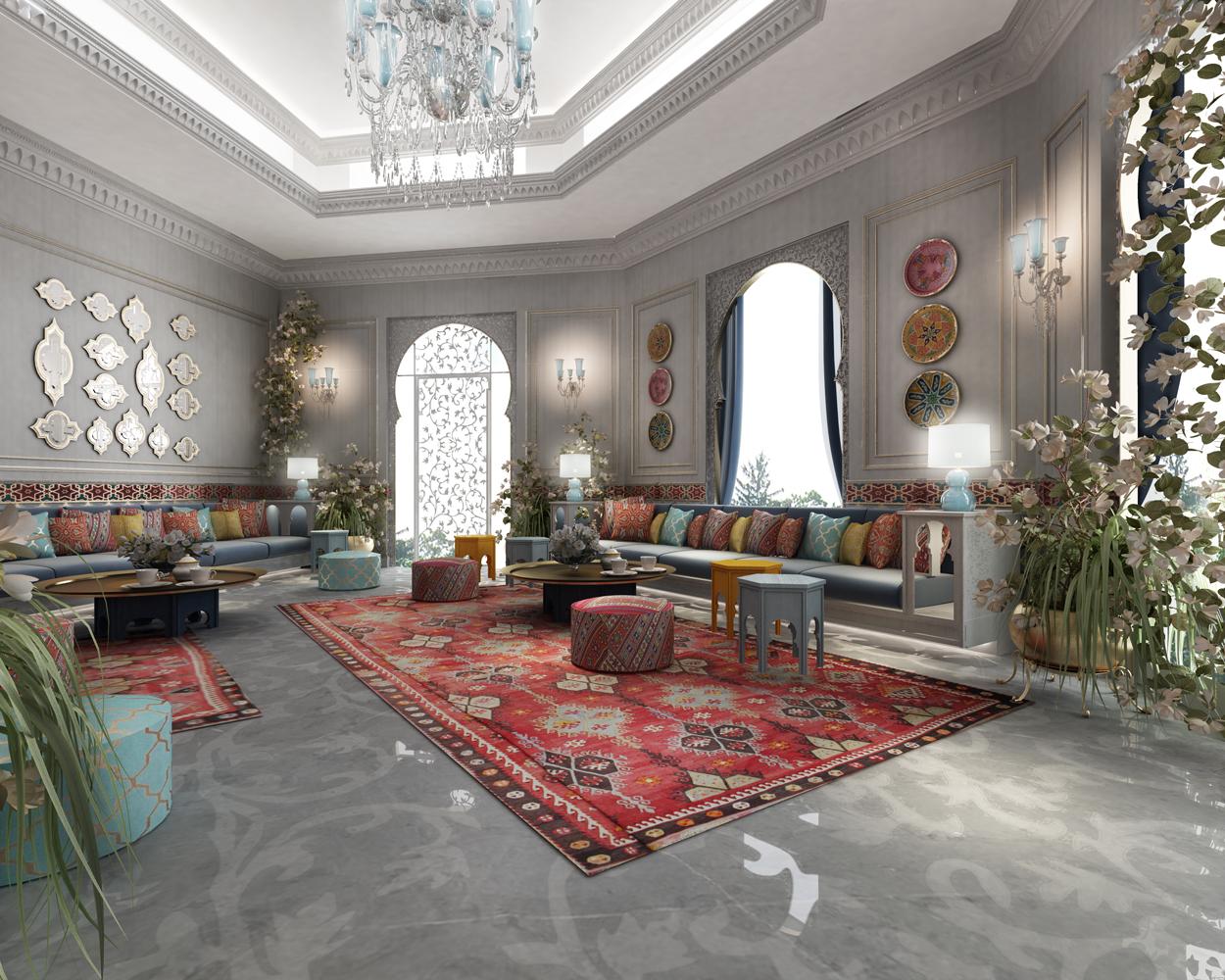 Best  Majlis Interior Designing