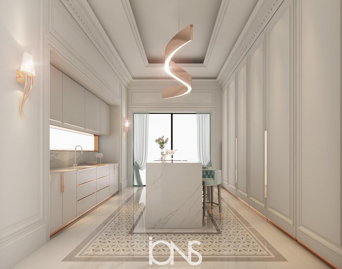 Kitchen design- Dubai house design