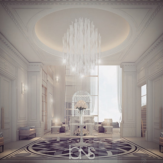 Qatar Luxury Homes: Interior Design Company In Dubai UAE