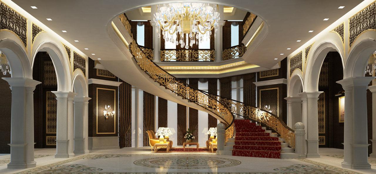 Luxury Home Interior Design - Dubai