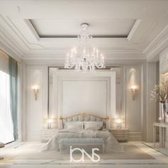 Bedroom Interior Design BY IONS DESIGN