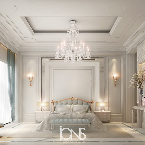 Bedroom Interior Design BY IONS DESIGN