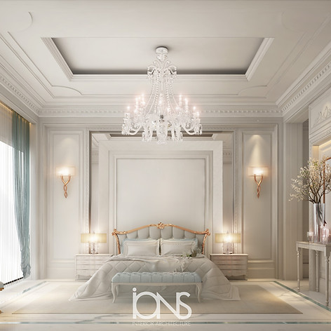 Bedroom interior design collection by IONS