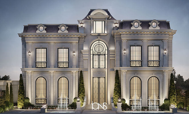 Luxury-villa-Abu-Dhabi-exterior-architec