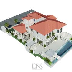 Modern Architecture Design .Dubai,UAE Villa