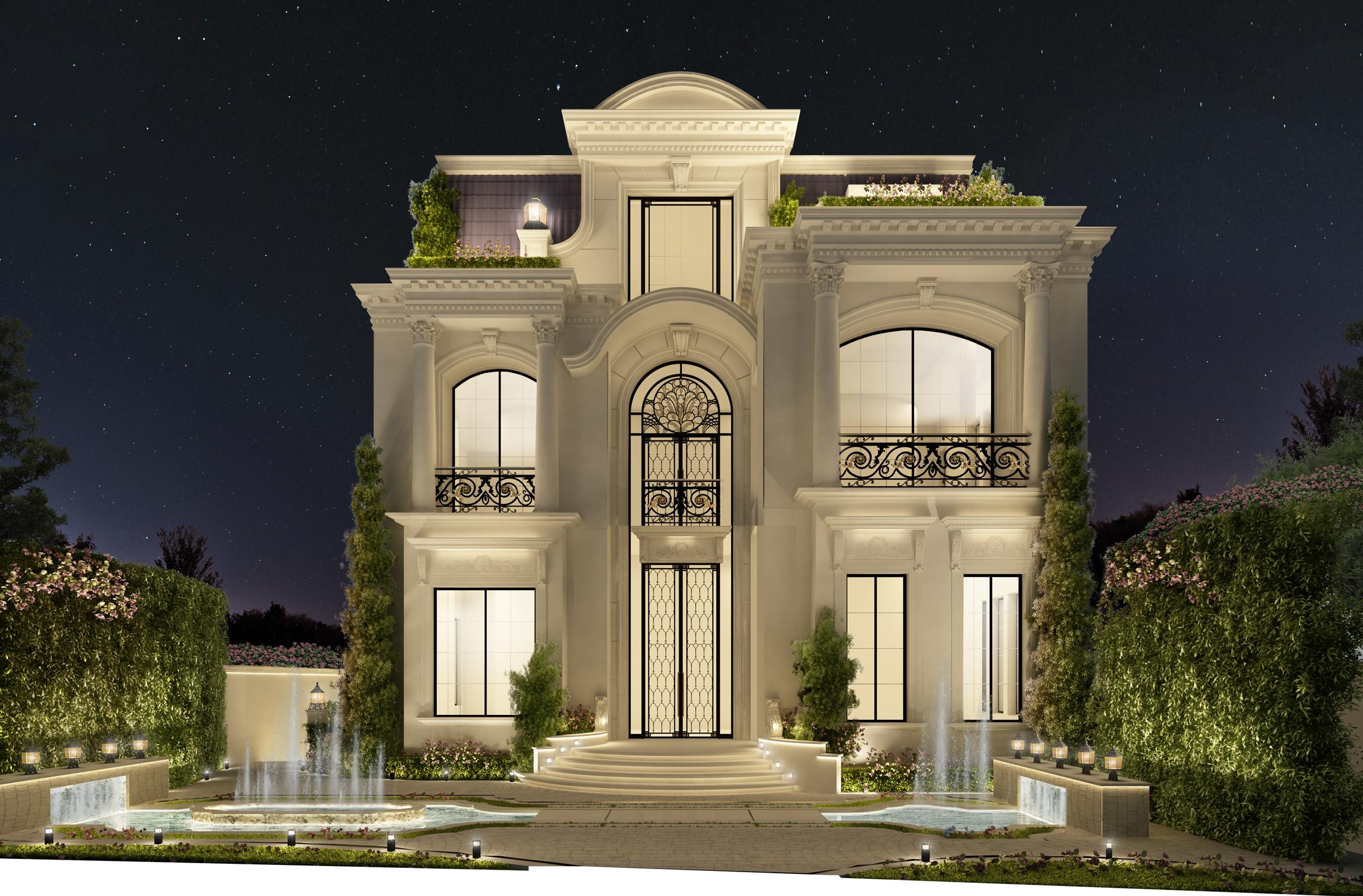 Exterior Home Design  - Qatar