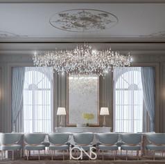 Luxury-villa-Abu-Dhabi-dining-room-desig