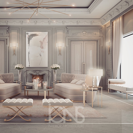 Foyer Decor Abu Dhabi : Ions luxury interior design dubai