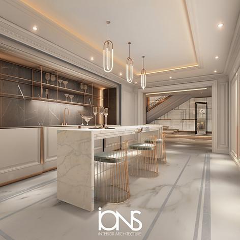 Dubai Luxury Villa Design