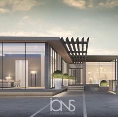 House Design - Modern exterior architecture