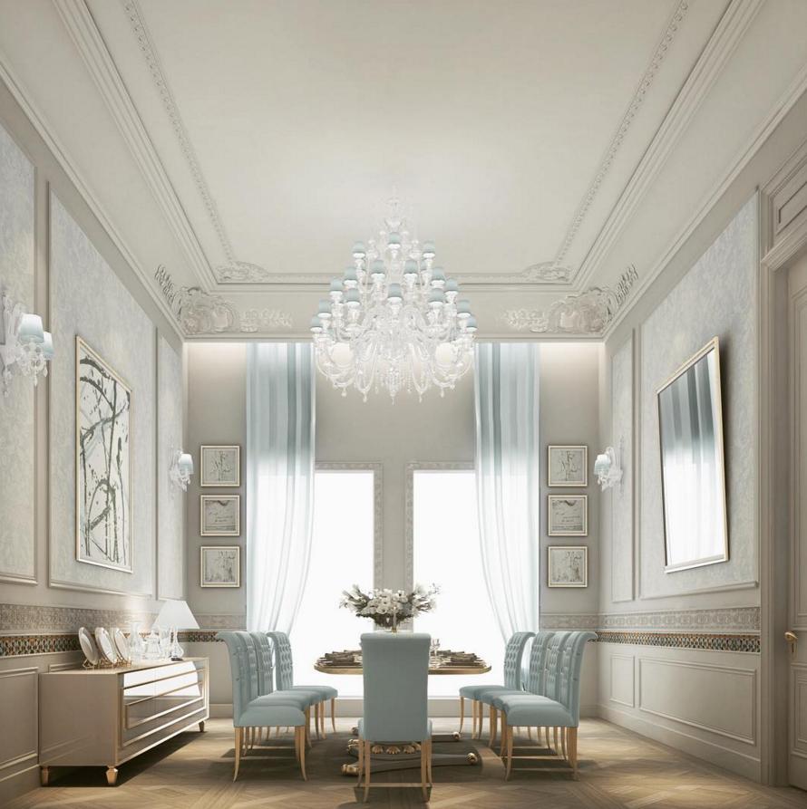 Dining Room Design - Dubai-UAE