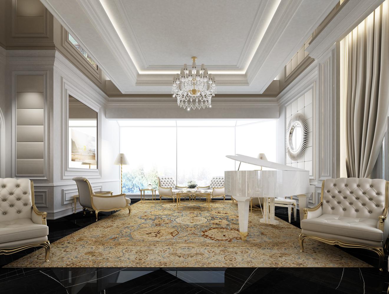 Majlis Interior Designing Ideas
