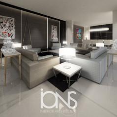 Modern Villa Interior Design in Dubai,UAE