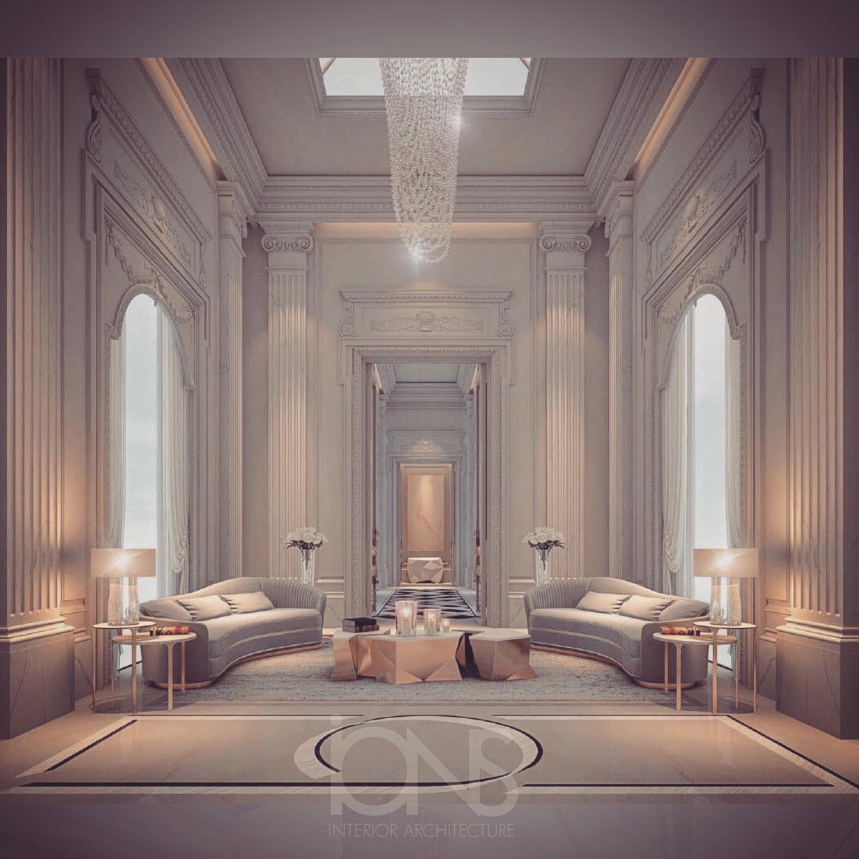 New Classic Style Interior