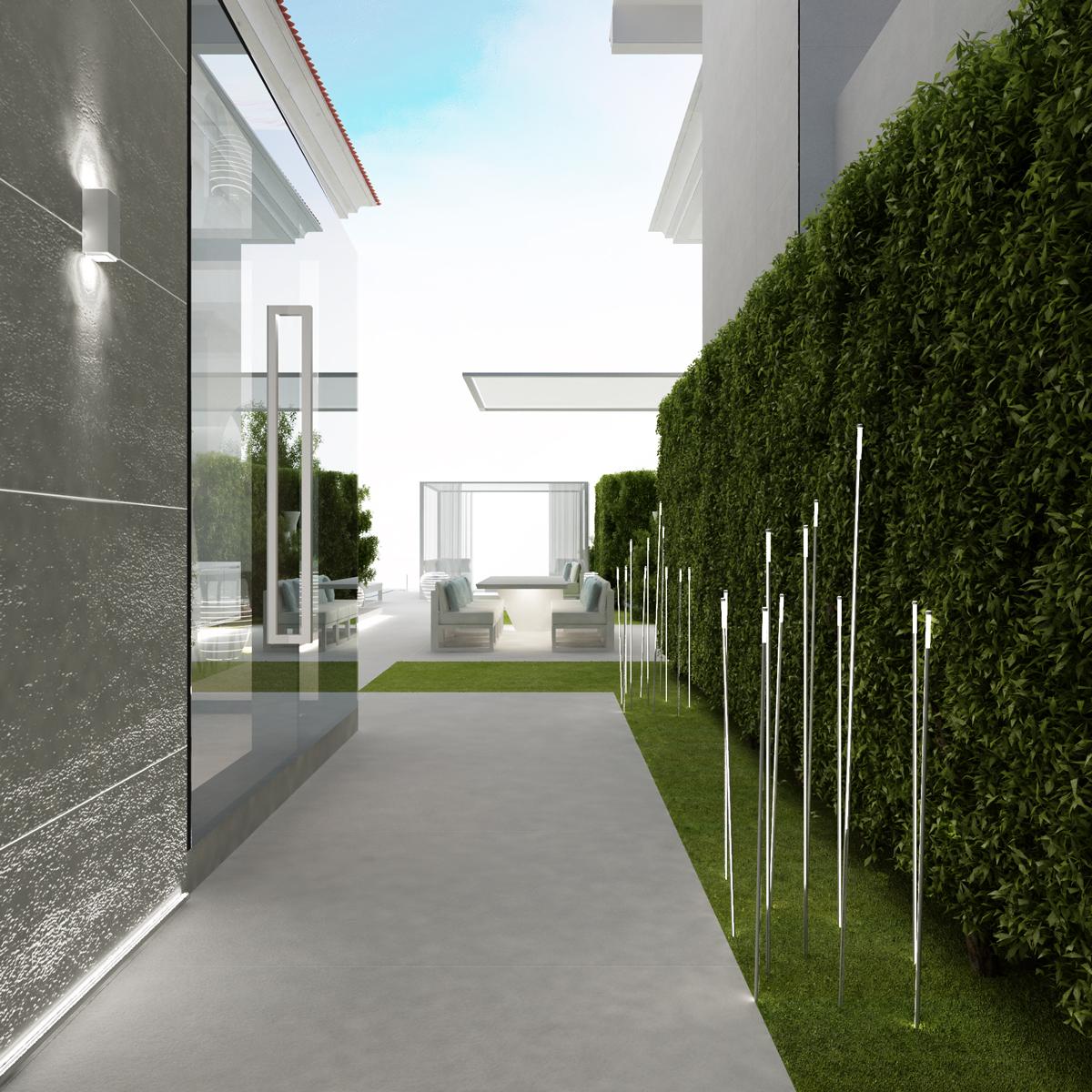 Villa Design - Exterior  Concept